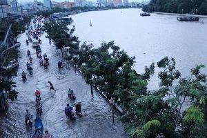 Sẽ có khoảng 31 triệu người dân Việt Nam phải chịu cảnh lụt lội