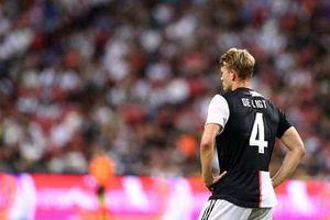 Matthijs De Ligt: Lạ lẫm trên thảm cỏ Turin