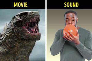 Sự thật bất ngờ đằng sau hiệu ứng âm thanh kinh dị trong các bộ phim bom tấn