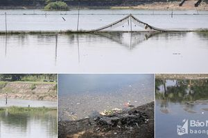 Ao hồ 'biến mất' khiến thành phố Vinh 'thất thủ' khi mưa lớn?