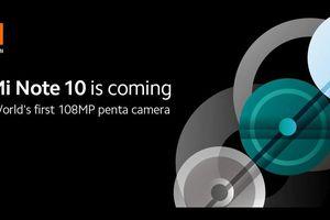 Xiaomi xác nhận sự tồn tại của Mi Note 10, bản quốc tế của CC9 Pro