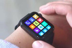 Video trên tay Xiaomi Mi Smartwatch giao diện xấu