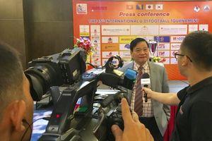 Khai mạc giải U21 Quốc tế 2019: Buổi họp báo nhiều dấu ấn tại Đà Nẵng!