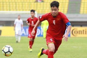 Đội trưởng U.12 tuyển chọn Việt Nam tự tin có điểm trước đội bóng HLV Park Hang-seo giới thiệu
