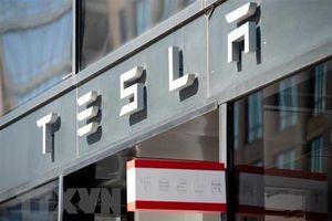 Doanh thu bán xe Tesla tại thị trường Mỹ giảm 39% trong quý 3