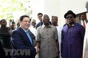 Chuyến thăm cấp cao nhất của lãnh đạo Việt Nam đến Nigeria