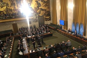 Ủy ban Hiến pháp Syria khai mạc phiên họp đầu tiên tại Thụy Sĩ