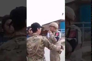 Nga nói gì về vụ việc quân cảnh suýt trúng đạn pháo tại Syria?