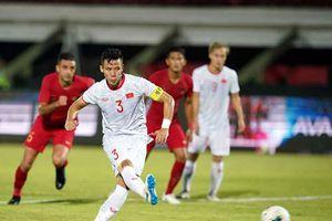 Việt Nam có 3 cầu thủ lọt đội hình tiêu biểu Đông Nam Á