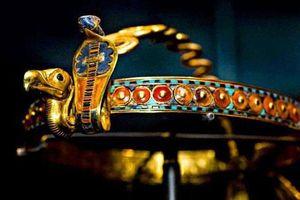 Sự thật bất ngờ biểu tượng vương quyền của văn minh Ai Cập