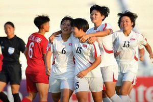 Thi đấu cố gắng, U19 nữ Việt Nam vẫn phải thất bại trước Triều Tiên