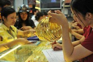 Giá vàng hôm nay ngày 30/10/2019: Thiếu động lực, vàng tiếp tục giảm