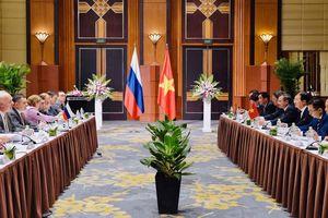 Ủy ban liên Chính phủ Việt Nam - Nga tổ chức Khóa họp lần thứ 22