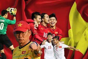 Danh sách đề cử đội hình tiêu biểu ĐNÁ: 3 cầu thủ Việt Nam góp mặt