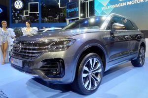 Xe Touareg xuất hiện 'đường lưỡi bò', TGĐ Volkswagen Việt Nam nói 'do sơ suất'
