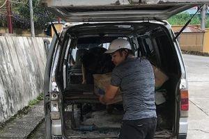Lạng Sơn: Chặn đứng 159 kg xúc xích nhập lậu từ Trung Quốc