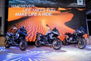 Thaco đồng loạt giảm giá các mẫu xe mô tô BMW Motorrad vài chục triệu đồng