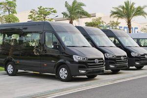 Hyundai Solati: Đối trọng cân bằng thị trường xe 16 chỗ