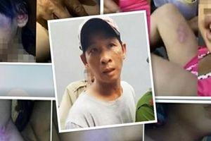 Gã nghiện mất nhân tính hành hạ con riêng của vợ
