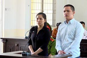 Cặp vợ chồng hờ mua bán ma túy lĩnh 33 năm tù