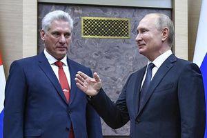 Quan điểm của Nga-Cuba không thay đổi bất chấp đe dọa từ Mỹ
