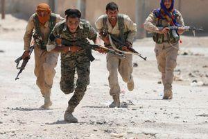 Các tay súng người Kurd đã rời khỏi Đông Bắc Syria trước thời hạn chót