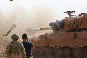 Quân đội Thổ Nhĩ Kỳ và Syria đụng độ 'chết người' ở biên giới