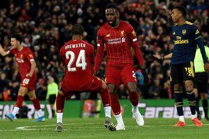 League Cup: Liverpool thắng kịch tính Arsenal, Chelsea ôm hận trước MU