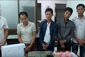 3 anh em ruột cầm đầu băng ma túy lớn bị bắt