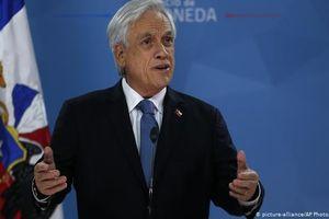 Chile hủy đăng cai tổ chức hội nghị APEC và COP25