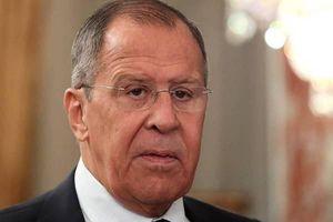 Ông Lavrov: Mỹ quá ngạo mạn khi đưa quân đến canh gác các mỏ dầu ở Syria