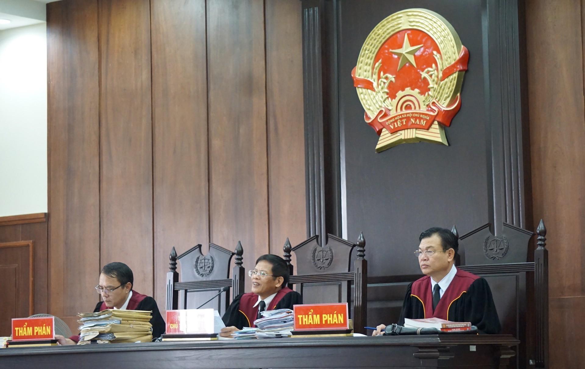 Vụ án đường Hồ Chí Minh: Kêu oan, tòa không xem xét hình phạt?