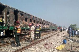 65 người chết vì dùng bếp gas nấu ăn trên tàu hỏa