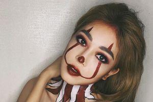 Hội rich kid, hot girl khoe hóa trang ngày Halloween
