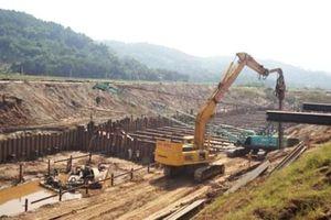 Huyện Ba Vì đã giải phóng mặt bằng trên 80% dự án cải tạo sông Tích