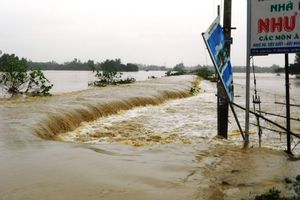 Các tỉnh Bắc Trung Bộ đón đợt mưa lớn, nhiều địa phương nguy cơ ngập lụt