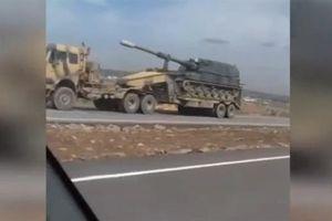 Quân cảnh Nga suýt chết vì siêu pháo Thổ Nhĩ Kỳ?