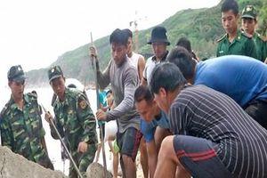 Bão số 5 gây thiệt hại cho tỉnh Bình Định
