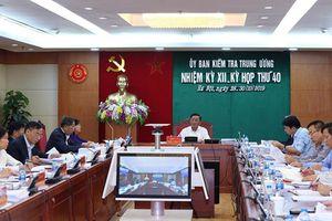 Thi hành kỷ luật nhiều lãnh đạo và nguyên lãnh đạo Tập đoàn Xăng dầu Việt Nam