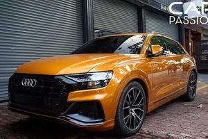 Cận cảnh SUV Audi Q8 hơn 4 tỷ tại Việt Nam