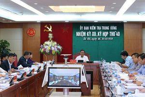 UBKT Trung ương đề nghị Ban Bí thư kỷ luật cựu Chủ tịch Petrolimex Bùi Ngọc Bảo
