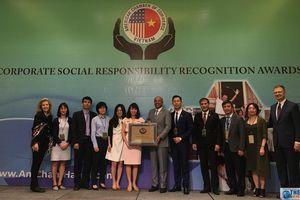 34 doanh nghiệp nhận giải thưởng CSR của AmCham
