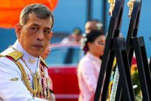 Nhà vua Thái Lan tiếp tục sa thải thêm 4 quan chức