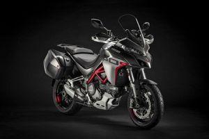 Ducati Multistrada 1260 S Grand Tour: Mô tô dành cho dân mê phượt
