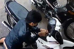 Hà Nội: Đường dây trộm cắp và tiêu thụ xe máy bị triệt phá