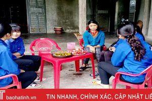 Học sinh trường ven biển Hà Tĩnh 'mỗi ngày một việc tốt - làm theo lời Bác'