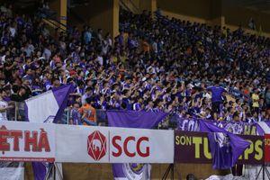 Hà Nội FC và niềm cảm hứng từ cầu thủ số 12