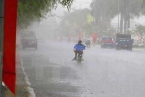 Bão số 5 suy yếu: Các tỉnh từ Thừa Thiên - Huế đến Bình Định tiếp tục có mưa