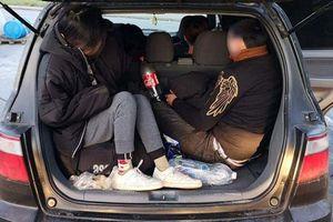 Đức bắt giữ 17 người Việt trốn sau cốp xe nhập cư trái phép từ Đông Âu