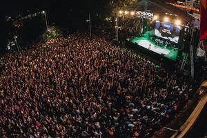 Chính khán giả có thể tham gia biểu diễn tại Monsoon Music Festival 2019